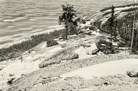 Rock Outcrop, Late Winter. 1992.
